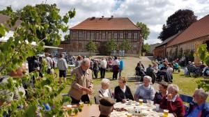 Himmelfahrt / Herrentag auf dem Gutshof Lindstedt