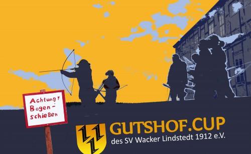 """Lindstedter Bogentunier """"Gutshof.Cup"""""""